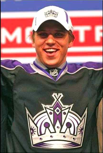 Brayden Schenn. Photo courtesy Los Angeles Kings/National Hockey League.