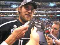 LA Kings Center Anze Kopitar