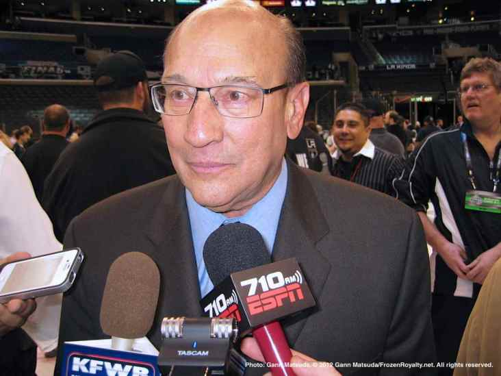 Voice of the Kings Bob Miller