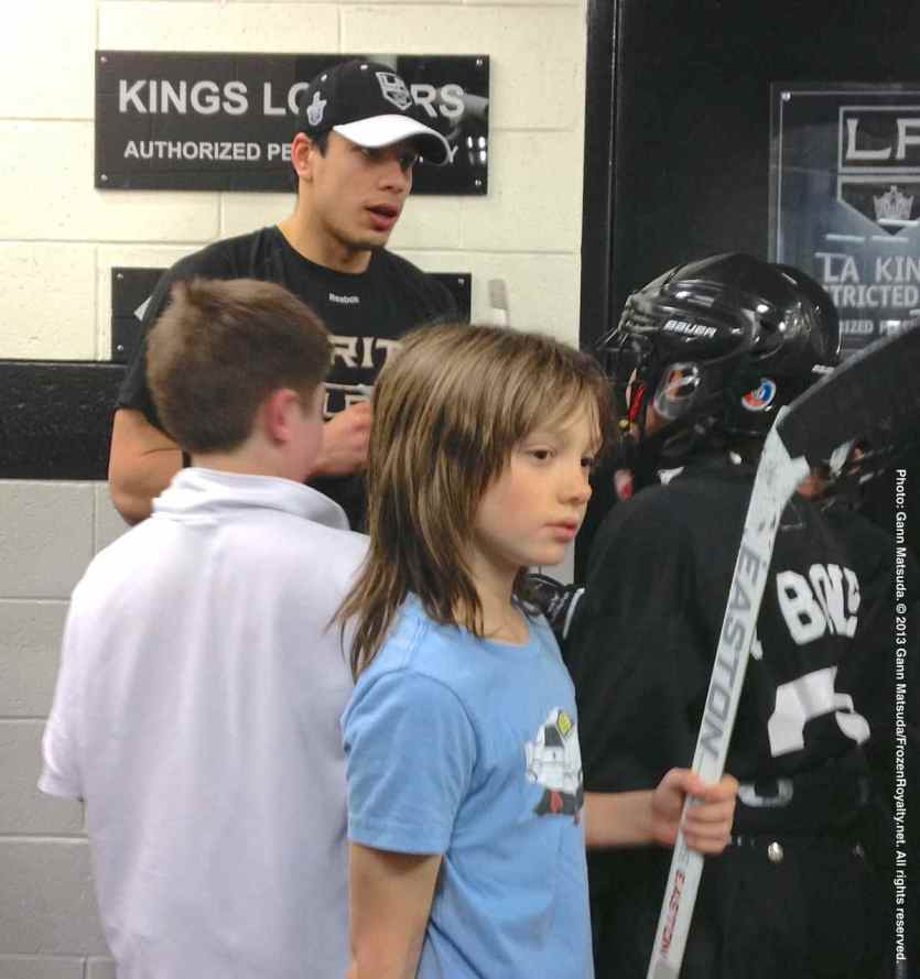 LA Kings Informal Skate, 1-12-13 - 4408