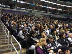 LA Kings Meet The Players-H20 - 4459