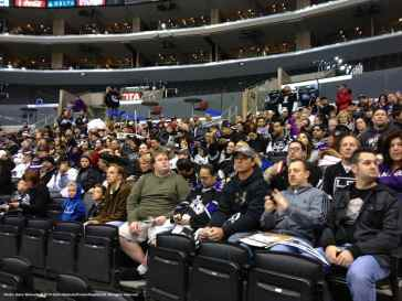 LA Kings Meet The Players-H20 - 4461