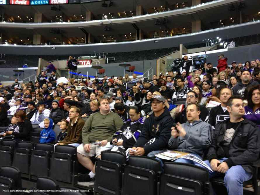 LA Kings Meet The Players-H20 - 4461