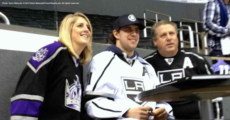 LA Kings Meet The Players-H20 - 4463
