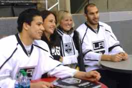 LA Kings Meet The Players-H20 - 4464