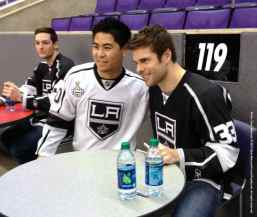 LA Kings Meet The Players-H20 - 4469