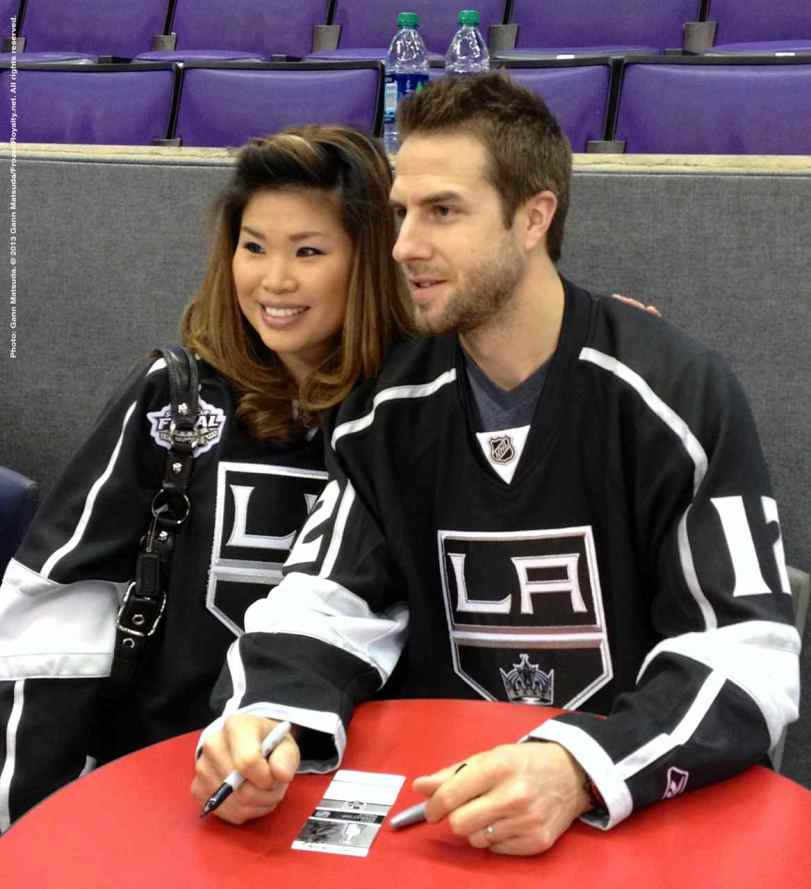 LA Kings Meet The Players-H20 - 4470