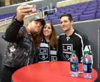 LA Kings Meet The Players-H20 - 4472