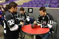 LA Kings Meet The Players-H20 - 4473