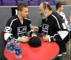 LA Kings Meet The Players-H20 - 4474