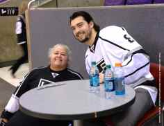 LA Kings Meet The Players-H20 - 4476