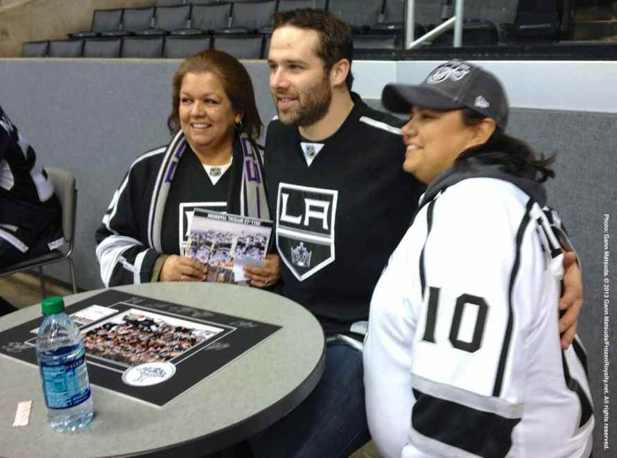 LA Kings Meet The Players-H20 - 4478