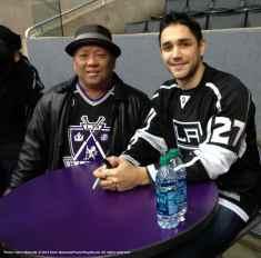 LA Kings Meet The Players-H20 - 4481