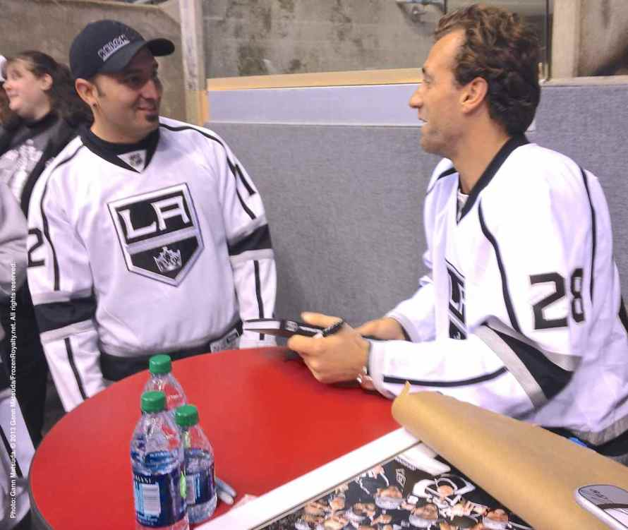 LA Kings Meet The Players-H20 - 4486