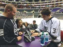 LA Kings Meet The Players-H20 - 4491