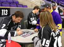 LA Kings Meet The Players-H20 - 4495