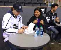 LA Kings Meet The Players-H20 - 4496