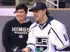 LA Kings Meet The Players-H20 - 4498