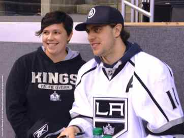 LA Kings Meet The Players-H20 - 4498