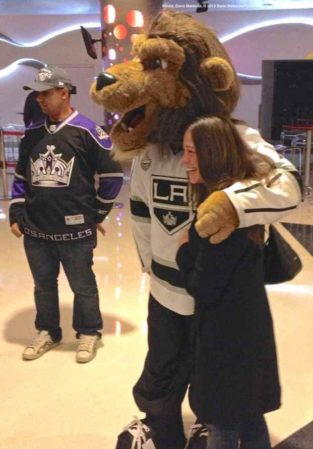 LA Kings Meet The Players-H20 - 4499