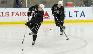 LA Kings Training Camp, 1-14-13 - 02