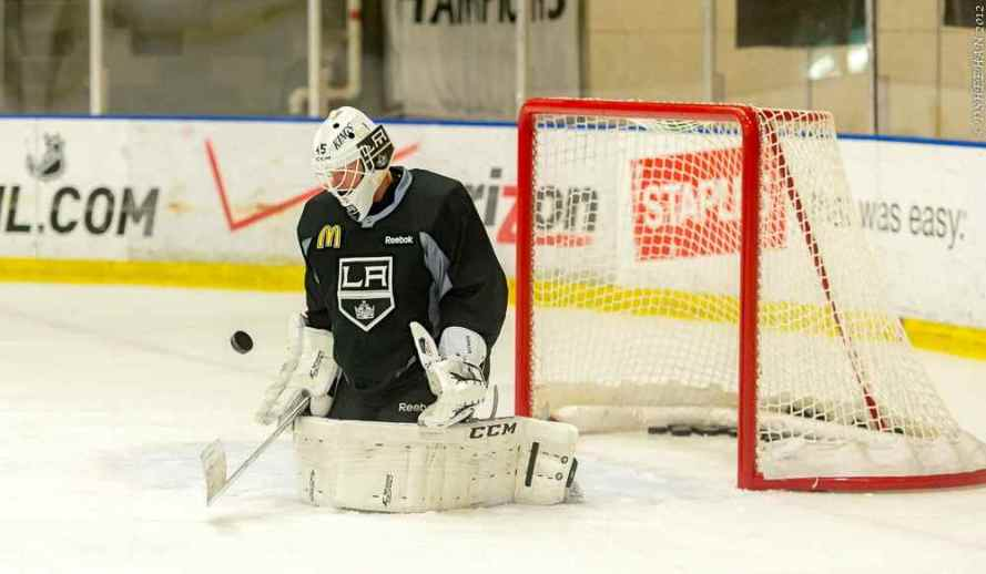 LA Kings Training Camp, 1-14-13 - 06