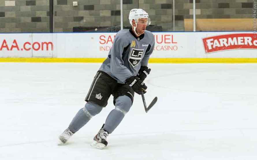 LA Kings Training Camp, 1-14-13 - 08