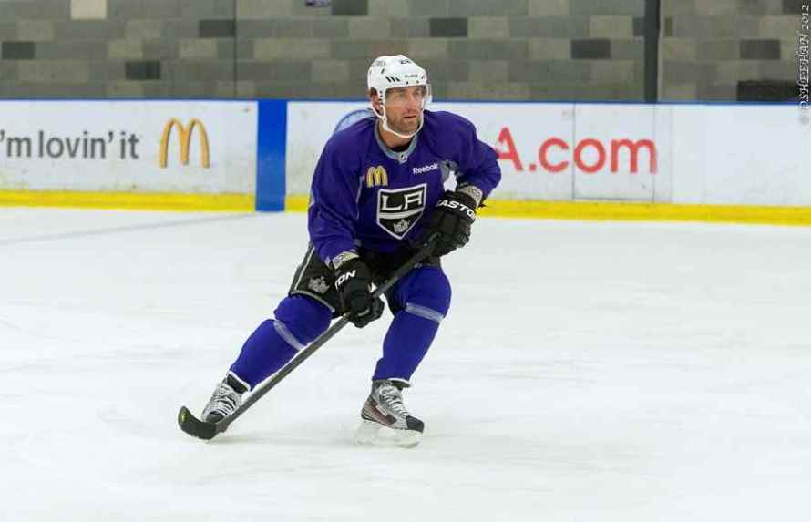 LA Kings Training Camp, 1-14-13 - 09