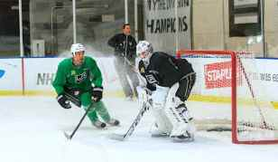 LA Kings Training Camp, 1-14-13 - 10