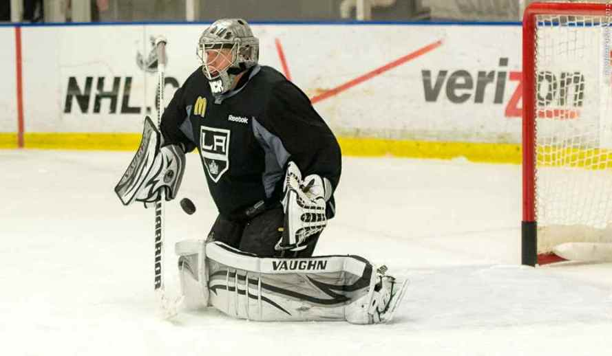LA Kings Training Camp, 1-14-13 - 11