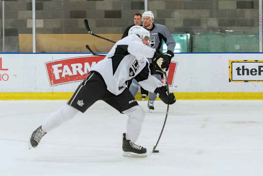 LA Kings Training Camp, 1-14-13 - 15