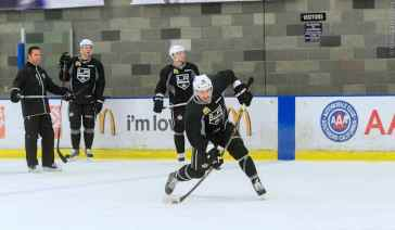LA Kings Training Camp, 1-14-13 - 18
