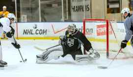 LA Kings Training Camp, 1-14-13 - 19