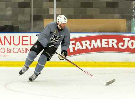 LA Kings Training Camp, 1-14-13 - 21