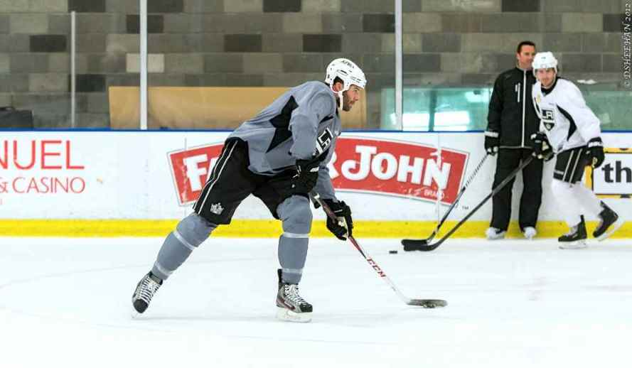 LA Kings Training Camp, 1-14-13 - 22