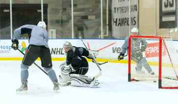 LA Kings Training Camp, 1-14-13 - 25