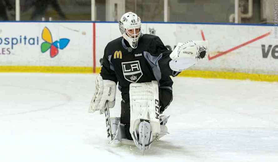 LA Kings Training Camp, 1-14-13 - 28