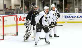 LA Kings Training Camp, 1-14-13 - 31