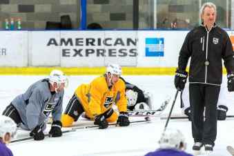LA Kings Training Camp, 1-14-13 - 34