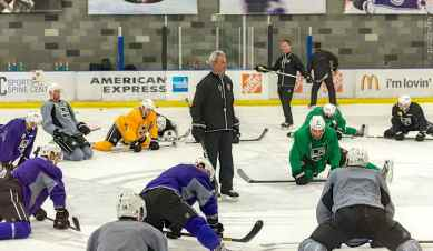 LA Kings Training Camp, 1-14-13 - 35