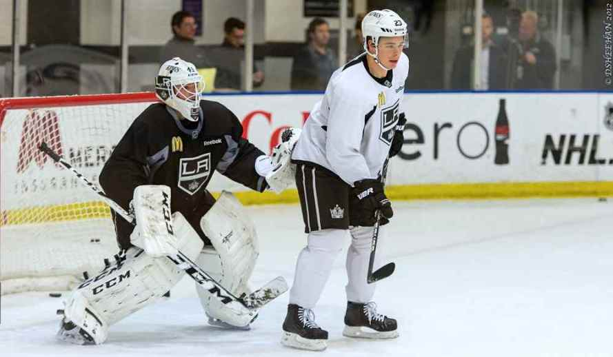 LA Kings Training Camp, 1-14-13 - 37