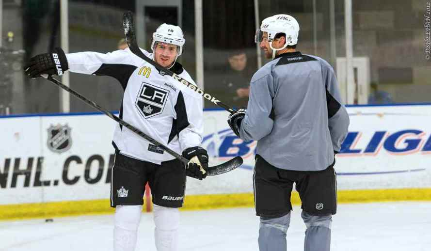 LA Kings Training Camp, 1-14-13 - 38