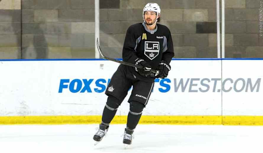 LA Kings Training Camp, 1-14-13 - 39