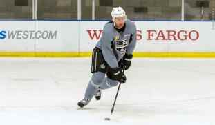 LA Kings Training Camp, 1-14-13 - 43