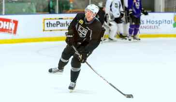 LA Kings Training Camp, 1-14-13 - 45