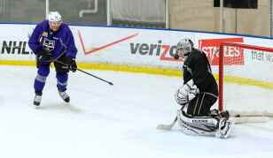 LA Kings Training Camp, 1-14-13 - 46