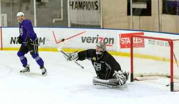 LA Kings Training Camp, 1-14-13 - 47