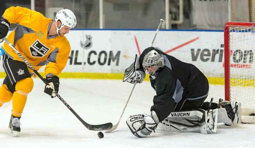LA Kings Training Camp, 1-14-13 - 49