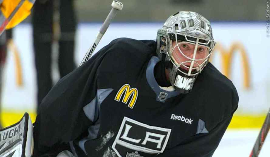 LA Kings Training Camp, 1-14-13 - 51