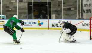 LA Kings Training Camp, 1-14-13 - 52
